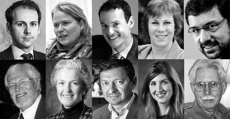 Speakers - Research Colloquium WPRF 2014